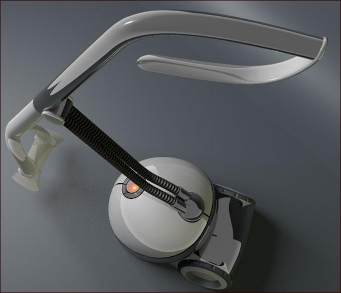 vacuumcleaner design